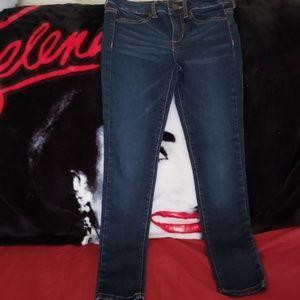 girls kids,size 8 Joe's Jeans blue jeans